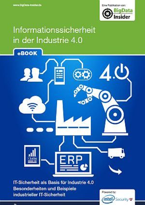 Informationssicherheit in der Industrie 4.0