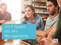 Die 5 Säulen des API Managements