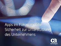 Mobile Sicherheit zur Unterstützung des Unternehmens