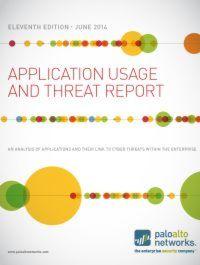 Anwendungesnutzung und Bedrohungsbericht
