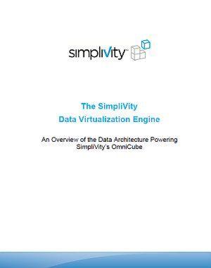 Die Datenarchitektur hinter SimpliVitys OmniCube