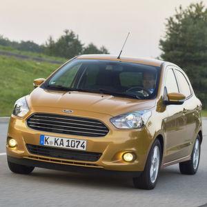 Ford Ka+: Ein Plus an fast allem