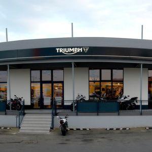 Triumph Motorcycles Group Ltd. 2016: Ein pfundiges Ergebnis
