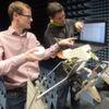 Ulmer Forscher gehen mit Drohnen auf Minenjagd