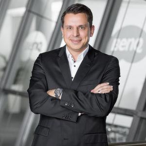 Vertriebsexperte von LG wechselt zu BenQ