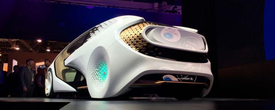 Elektrifizierung, autonomes Fahren, künstliche Intelligenz – die Automobilbranche befindet sich in einem tiefgreifenden Umbruch. Besonders deutlich wurde das auf der CES in Las Vegas.
