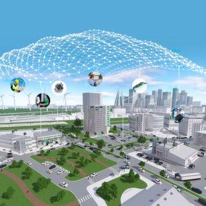 Mobilität für morgen: Digitalisierung ist ein Kernelement der strategischen Ausrichtung von Schaeffler.