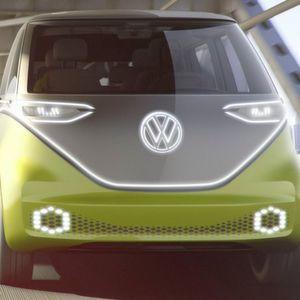 E-Bulli kommt im Rahmen der VW-Elektro-Offensive