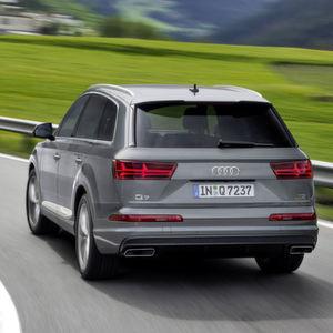 Audi: Absatz-Rekord trotz schwachem Jahresende