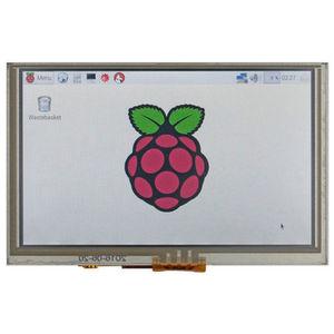 Der taiwanische Hersteller Winstar hat ein aufsteckbares Display für den Raspberry Pi entwickelt.