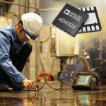 AD4003: Der hochpräzische Datenwandler ermöglicht die sequenzielle Digitalisierung unterschiedlichster Sensordaten.