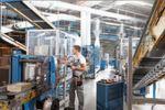 Das Logistikzentrum von Conrad in Wernberg-Köblitz: es gilt als eine der modernsten Distributionsanlagen in Europa