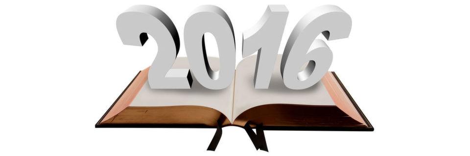 2016 war das Jahr der Digitalisierung.