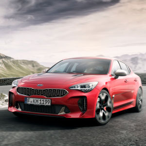Kia Stinger: Sportler mit Ambitionen