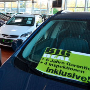 Opel: Mehr Verkäufe – stagnierender Marktanteil
