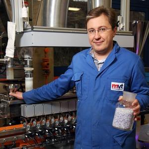Forscher gehen Eigenschaften von Pulvern auf den Grund