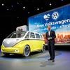 Allrad-Elektro-Van mit 275 kW und 600 km Reichweite