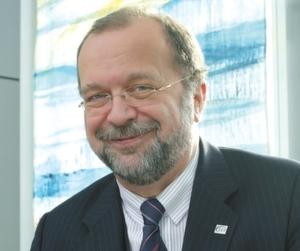 Kurt-Werner Sikora, Mitglied der Geschäftsführung der SER-Gruppe