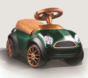 Bobby-Cars der Luxusklasse aus dem 3D-Drucker