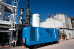 1. Aggreko offers temporary power and temperature control solutions worldwide. Its equipment includes silent gas and diesel generators, air conditioners, chillers, heaters, dehumidifiers, load banks, and cooling towers for both planned and emergency projects.