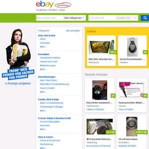 eBay Classifieds Group kombiniert Clouds