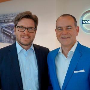 Volvo-Bank bekommt neuen Geschäftsführer