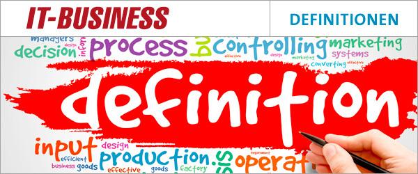 IT-BUSINESS Definitionen | Bild: © aga7ta - Fotolia.com