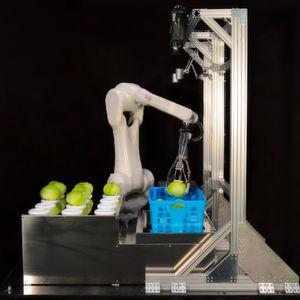 Roboter: Viel Traglast im Reinraum