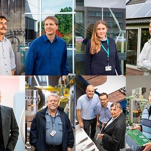 Siemens ehrt seine 10 besten Erfinder