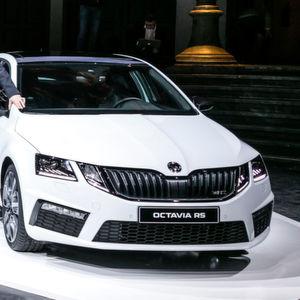 Skoda Octavia: Facelift bringt viele Verkaufsargumente