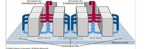 Genau abgestimmte Kühl- und Raumkonzepte sowie stromeffiziente Komponenten
