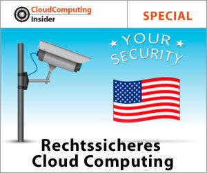 """Informationen rund um Datenschutz, Sicherheit und Compliance im Special """"Rechtssicheres Cloud Computing"""""""