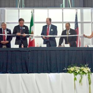 Nord eröffnet in Mexiko neues Montagewerk