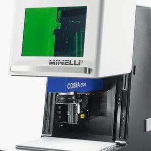Modernste Laserbeschriftungsanlagen