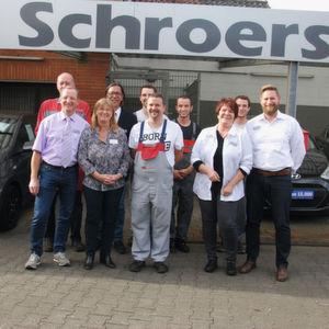 Autohaus Schroers sieht die Kunden als Familie