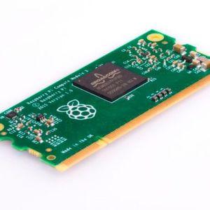 Raspberry Pi 3 Compute Modul, Quadcore-SODIMM für die Industrie