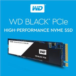 """""""WD Black"""" SSDs von Western Digital"""