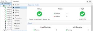 Open-Source Server-Virtualisierung mit Charme