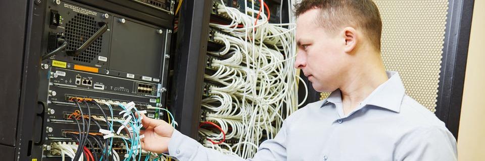 Fünf Schritte zum effektiven Rechenzentrumsnetzwerk