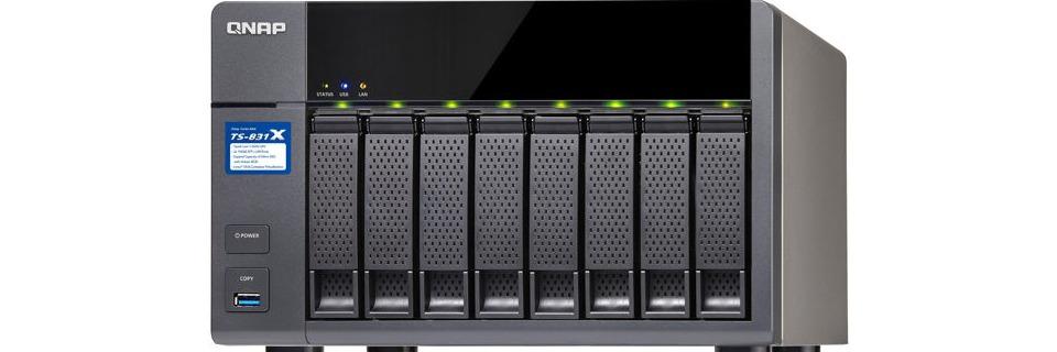 Qnap rüstet Enterprise-NAS-Serie auf