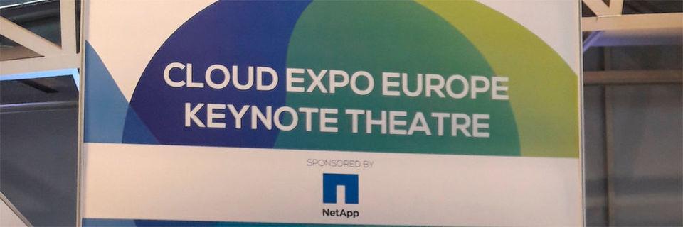 Das Messetrio unter dem Dach der Cloud Expo Europe fand am 23. und 24 November in Frankfurt am Main statt.