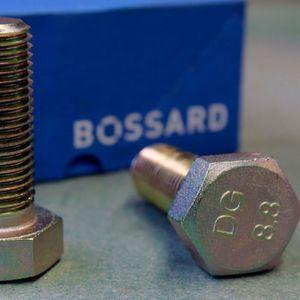 Bossard Gruppe erreicht neue Rekordmarke