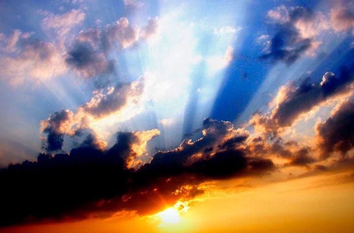 Die Cloud-Bilder - immer wieder gut für die doch divergierenden Stimmungen der Branche
