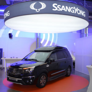 Ssangyong will Wachstumstempo hochhalten