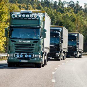 Scania entwickelt autonomes Fahren für Singapur