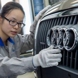 Streit mit chinesischen Partnern belastet Audis Absatz weiter schwer