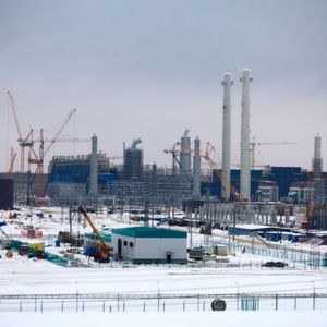 Supply of Industrial Gases to Russian Facility