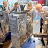 Das El Dorado für Werkzeug- und Formenbauer erweitert den Aussteller-Claim