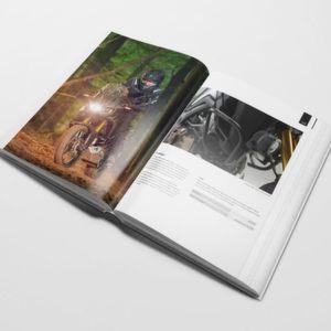 SW-Motech-Katalog 2017: Schmöker für Motorradfans
