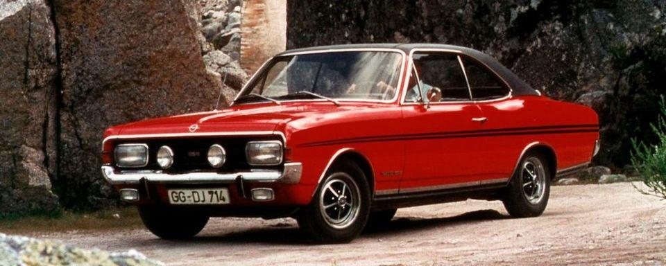 50 Jahre Opel Commodore: frech und sexy